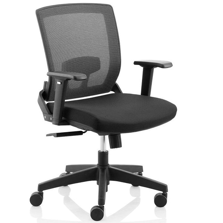 Zuma Office Chairs - Zuma is a stylish and comfortable office chair made with high quality mesh. Zuma office chairs provide the ideal solution for office task seating, meeting room and conference seating.