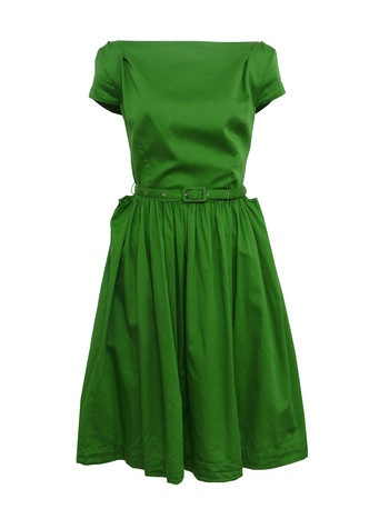 Vivienne Westwood - Monroe green dress
