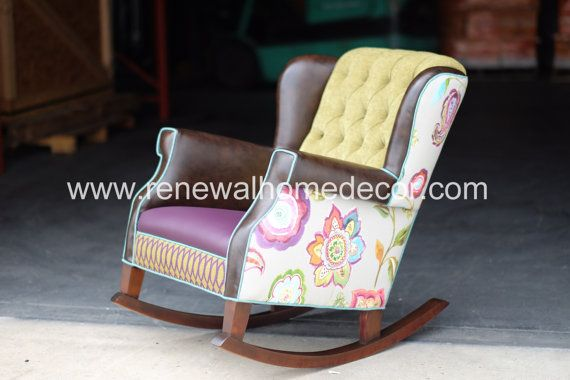 Hey, I found this really awesome Etsy listing at https://www.etsy.com/listing/264798554/upholstered-nursery-rocking-chair-custom