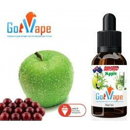 Apple & Aniseed Flavour Eliquid