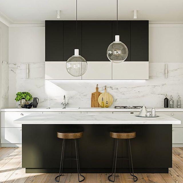 Larchmont, Payne Street Glen Iris. #3146 #lsa_architects #kitchendesign #kittens #LSA