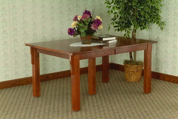 Amish Mission Sugar Creek Dining Room Table Kitchen
