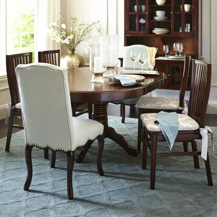 58 best images about Home: Dining Room Furniture on Pinterest | 45 ...