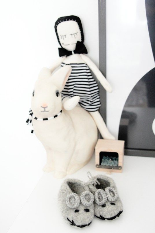 [KIDS] LA CHAMBRE BLACK & WHITE