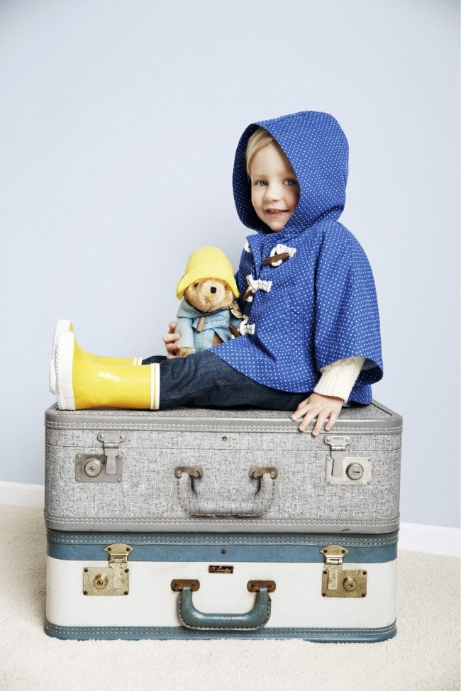 The Must-See BabyGap Paddington Bear Collection (Photos)