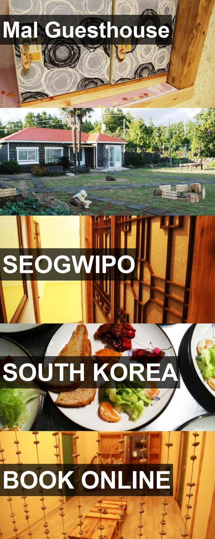 Hotel Mal Guesthouse in Seogwipo, South Korea. For more information, photos, reviews and best prices please follow the link. #SouthKorea #Seogwipo #travel #vacation #hotel