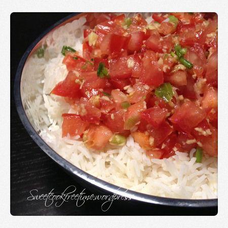 Rougail tomate malgache