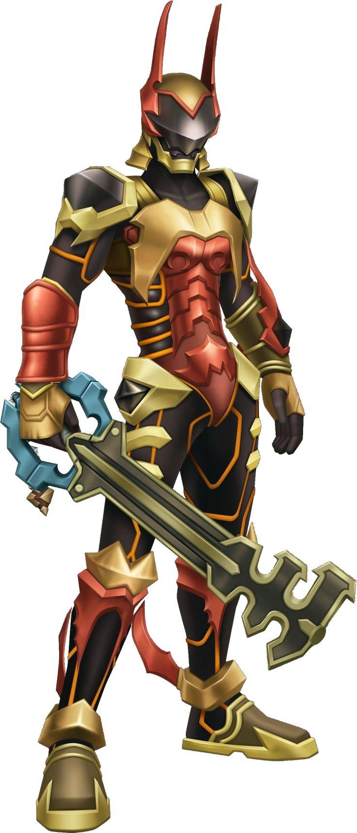 kingdom hearts terra | Kingdom Hearts Terra Terra in armor