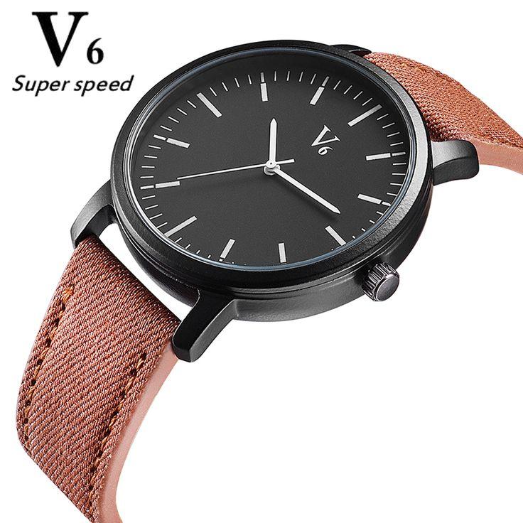 $8.62 (Buy here: https://alitems.com/g/1e8d114494ebda23ff8b16525dc3e8/?i=5&ulp=https%3A%2F%2Fwww.aliexpress.com%2Fitem%2FSimple-Cloth-Strap-Quartz-Watch-Classic-Style-Without-Digital-Brand-Lovers-Wristwatch-Black-Business-Student-Movement%2F32768370594.html ) Simple Cloth Strap Quartz Watch Classic Style Without Digital Brand Lovers Wristwatch Black Business Student Movement Watches for just $8.62