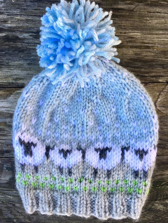 114 best Baa-ble hat variations images on Pinterest | Knitting ...