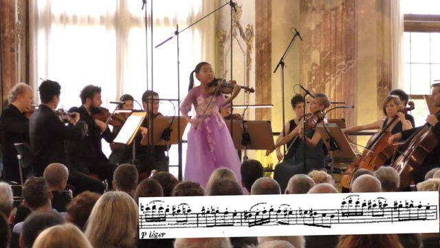 Watch This 10 Year Old Violinist Nail A Bazzini Encore Like It S Nothing Discover Music Violinist 10 Year Old