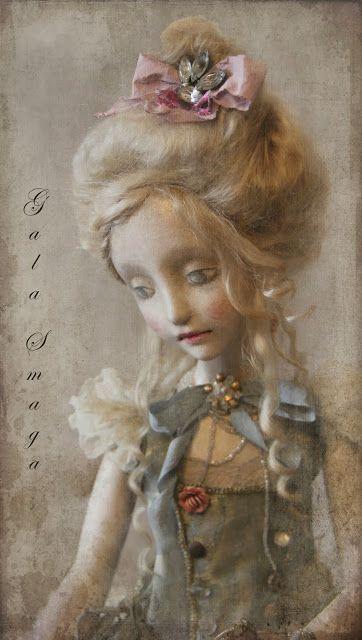 Gala Smaga: Искусство куклы