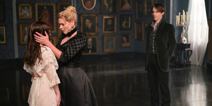 Billie Piper and Reeve Carney in Penny Dreadful Penny Dreadful Wont Return for Season 4; Showrunner Talks Season 3 Finale