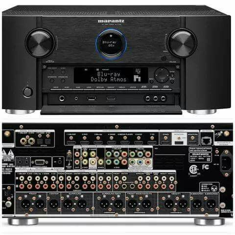 High end audio audiophile Marantz Dolby Atmos