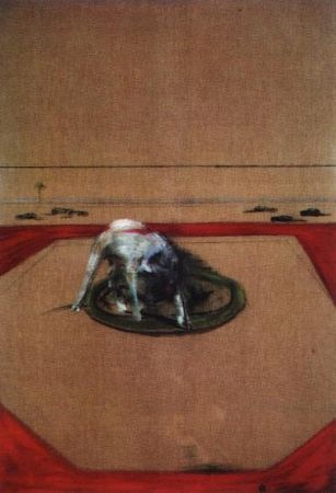 Francis Bacon - Dog I - 1952