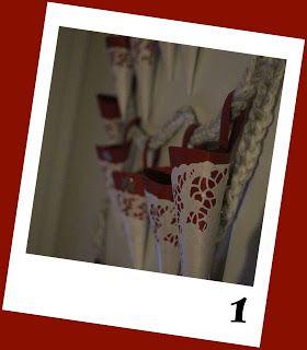 Kipakka kipinöi, kuvaa ja kutoo: Kipakan Joulun odotus 1