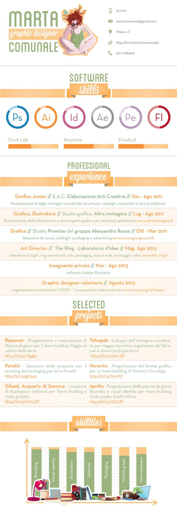 69 best creative resume designs images on pinterest creative