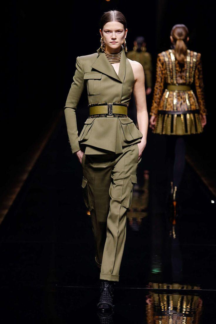 Balmain Automne/Hiver 2014, Womenswear – Défilés (#18056)