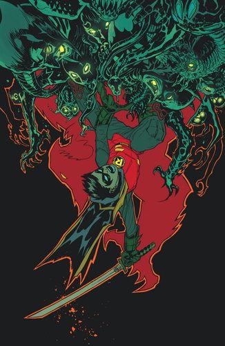 ROBIN_SON_OF_BATMAN_2 : El poder y el legado de la col Ghuls llega a todas partes, pero esperan hasta que usted cumple con sus mayores rivales!  Introduzca la cabeza del dragón!   masacre80