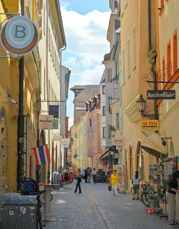 Regensburg - Meine Geheimtipps für die Donaustadt