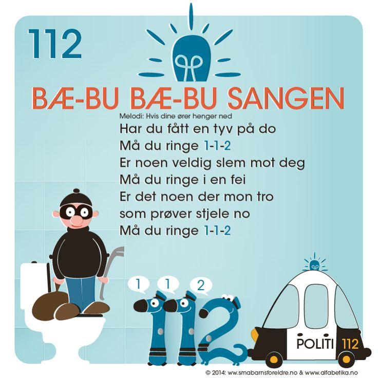 Bæ-Bu Bæ-Bu sangen | Idebank for småbarnsforeldreIdebank for småbarnsforeldre