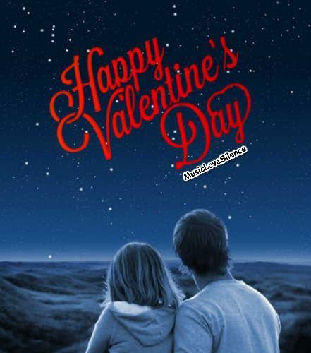 happy valentine's day – Musiclovesilence