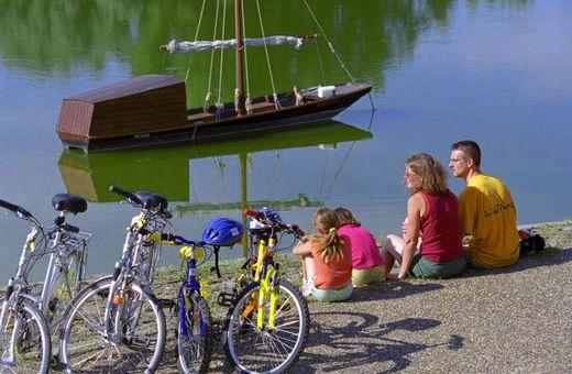 Loire Vélo Nature - VTT, Vélos, Canoë-Kayak, Loire, Châteaux à Bréhémont (37)
