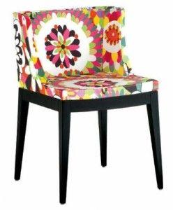 cadeira mademoiselle ROSA preta