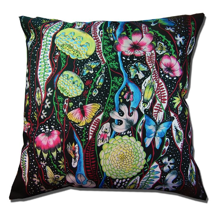 designer decorative cushion,decorative pillow by Anna Strom design of Norway AS www.fabelskog.no