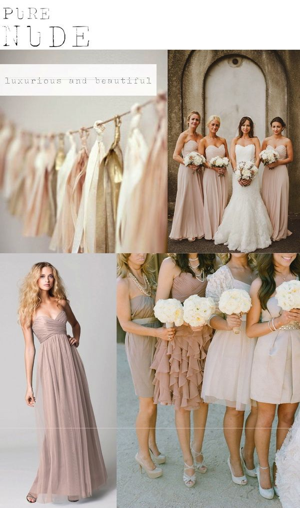 Popular Color Choices for Bridesmaids in 2014–Part II | VPonsale Wedding Custom Dresses