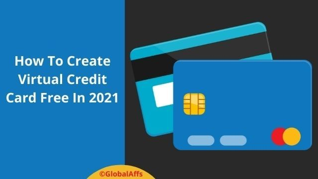 A virtual credit card works like any other credit card, except that it is stored electronically. How To Create Virtual Credit Card Free In 2021 Globalaffs In 2021 Virtual Credit Card Credit Card Cards