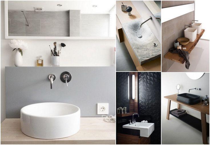 Best 25 lave main design ideas on pinterest lave main for Robinet lavabo mural