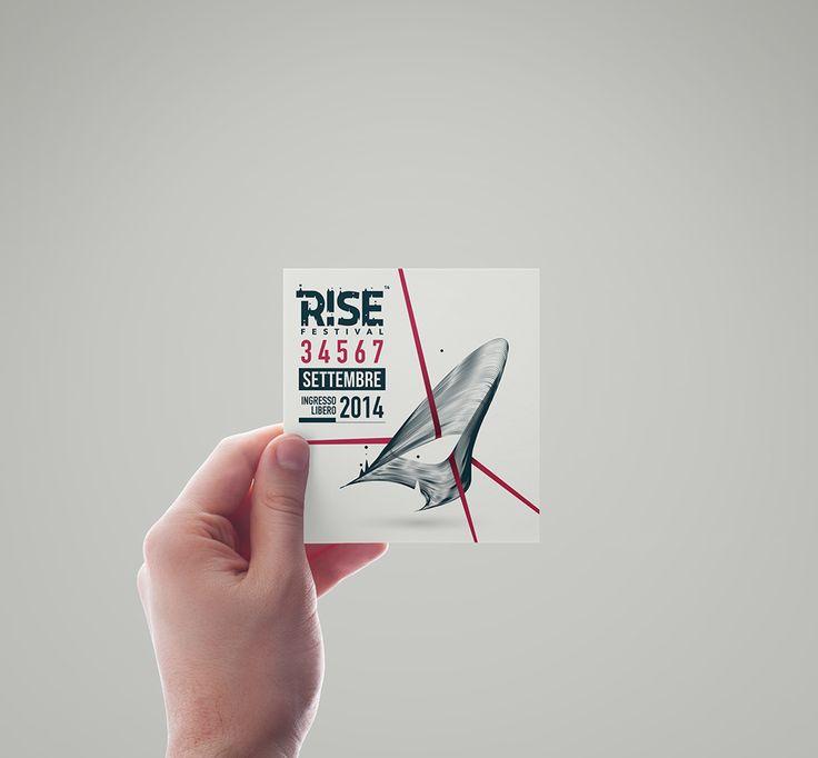 Rise Festival on Behance