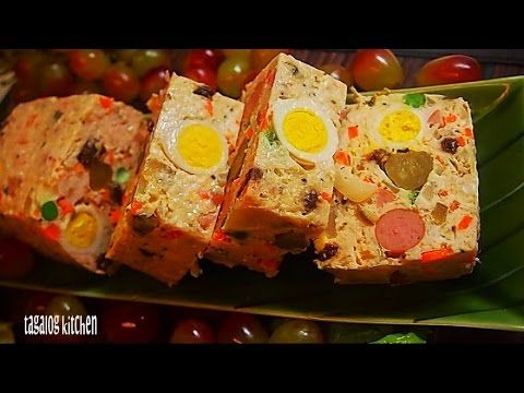 374 best traditional filipino foodchristmas dishes for noche embutido meatloaf luweehs kitchen chicken meatloafmeatloaf recipeschristmas dishespinoyfilipino forumfinder Gallery