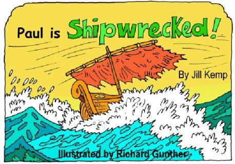 Image Result For Paul Shipwreck Acts Sunday Crafts