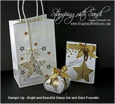 Stampin Up Bright and Beautiful for Happy Stampers Blog Hop