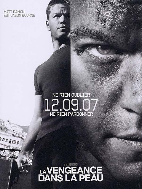 La Vengeance dans la peau - film 2007 - AlloCiné