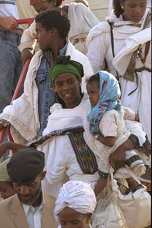 """""""Operation Solomon, a 1991 covert Israeli military operation. Ethiopian government toppled. Several Jewish organizations, including state of Israel, concerned about Ethiopian Jews who been wanting to emigrate to Israel. Israeli government and Defense Forces made covert plans to airlift the Beta Israel population from Ethiopia to Israel. American government involved in organization of airlift with letter from President Bush."""""""