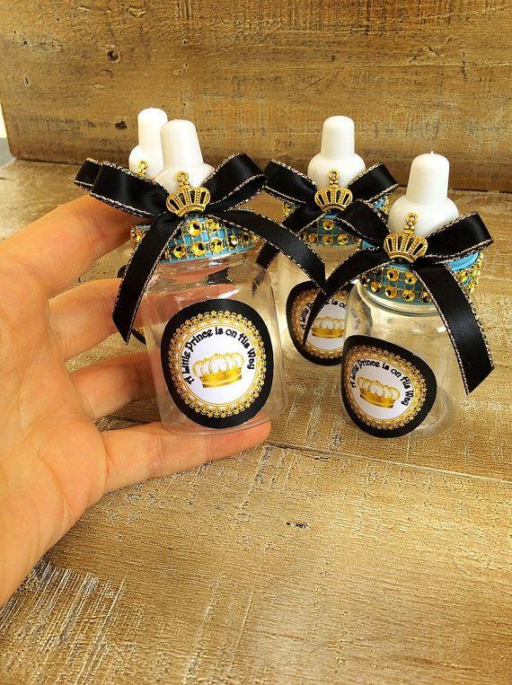 12 Little prince Baby shower favors Little by Marshmallowfavors