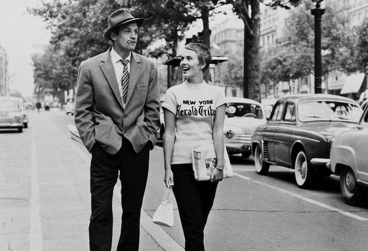 These Iconic French Films Are All the Fashion Inspiration You Need via @WhoWhatWearUK