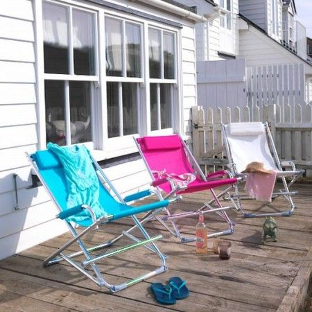 Rocking Deck Chairs - Garden Furniture - Furniture - Furniture
