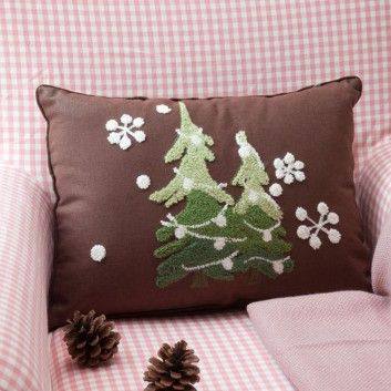 http://www.aliexpress.com/store/product/Free-shipping-2pcs-lot-Christmas-Pinewood-design-handmade-Woolen-embroidery-Birthday-gift-Pillow-cushion-cover-45x45cm/613957_1168292407.html Free shipping 2pcs/lot Christmas tree festival handmade Woolen embroidery rectangle Pillow cushion cover 43x31cm/C7063 ...