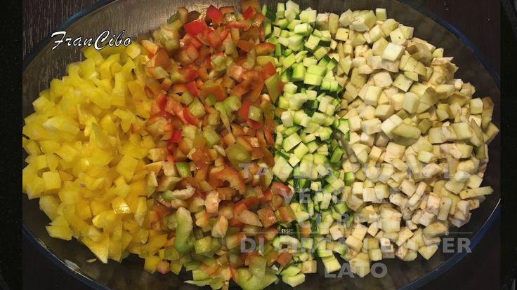 riso venere con gamberi e verdure al curry - YouTube