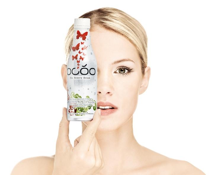 Die erste Schönheitspflege von innen ist da! OCÓO - The Beauty Drink. www.ocoo.de / www.facebook.com/OCOOnectar