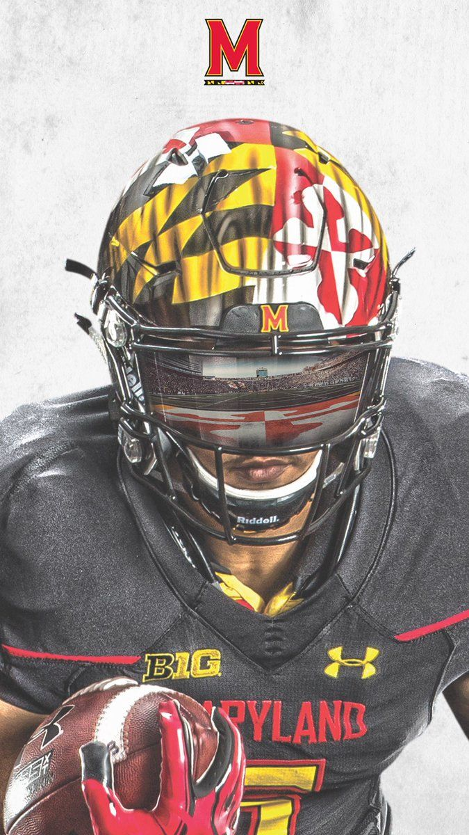 Maryland Sports Design Sports Graphic Design Sports Design Inspiration