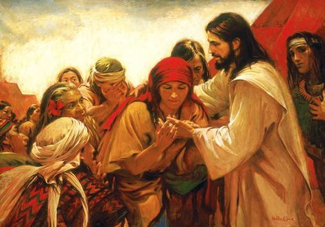 A One-On-One Experience with the Savior...www.brianmickelson.com #lds #mormon #jesus