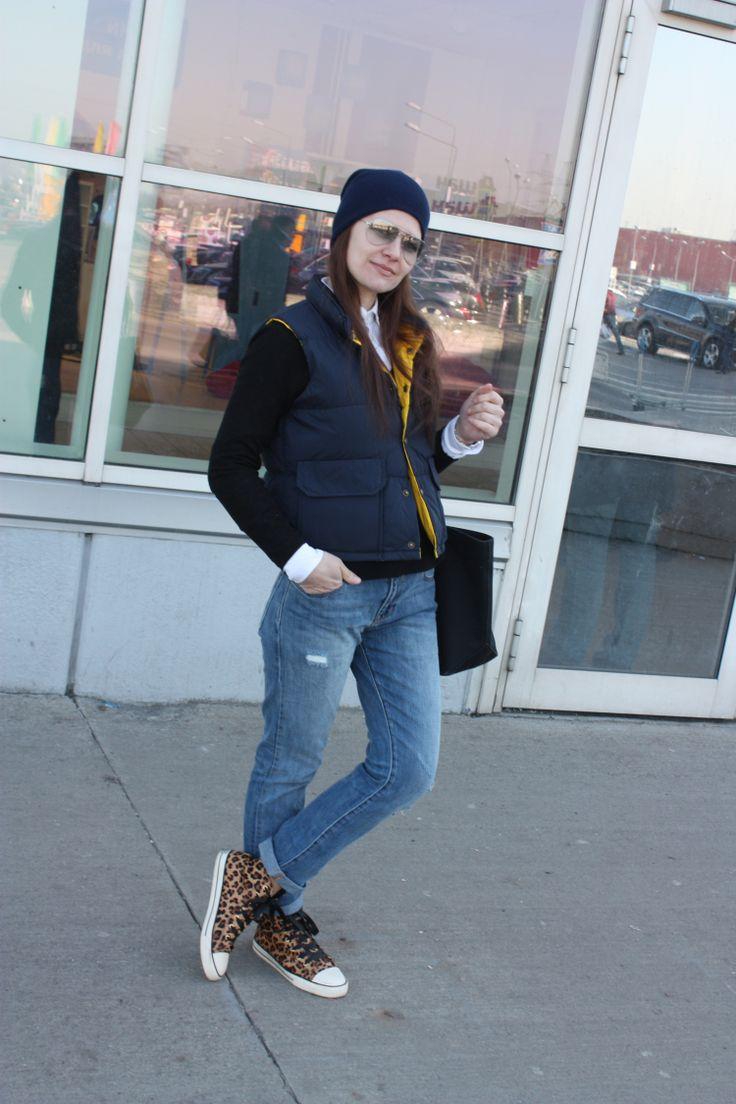 Street Style /vest/