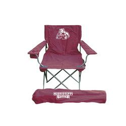 Mississippi State Bulldogs NCAA Ultimate Adult Tailgate Chair