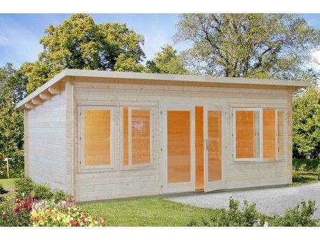 Domek drewniany Cora 1