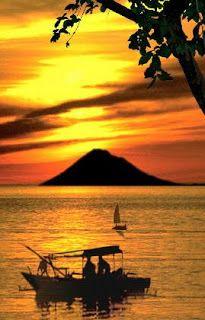 Manado Tua Island, Indonesia